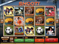 Shoot! - Microgaming