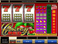 Cherry Red - Microgaming