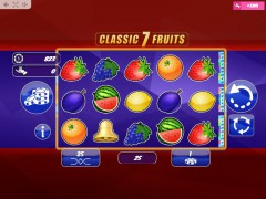 Classic7Fruits - MrSlotty