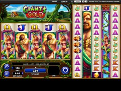 Giant's Gold - William Hill Interactive